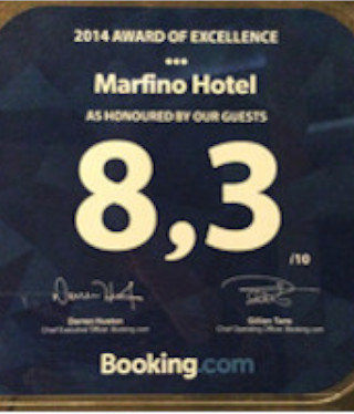 Booking Award 2014