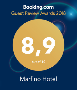 Booking Award 2018
